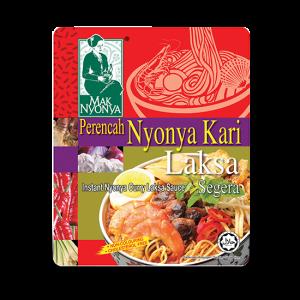 Instant Nyonya Curry Laksa Sauce