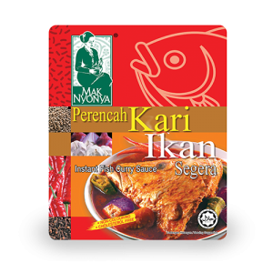 Instant Fish Curry Sauce