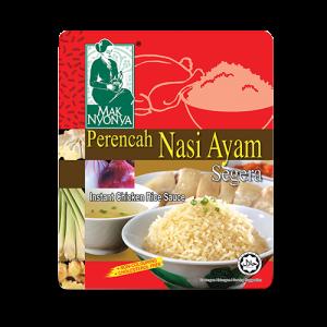 Instant Chicken Rice Sauce